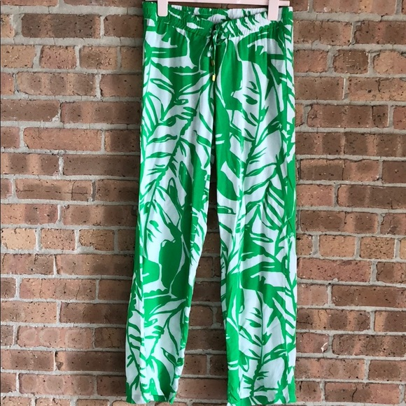 860439a598 Lilly Pulitzer for Target Pants - Lilly Pulitzer for Target Tropical Beach  Pants